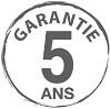 GARANTIE 3/5 ANS !