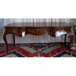 Bureau 150cm Style Louis XV - Marqueterie